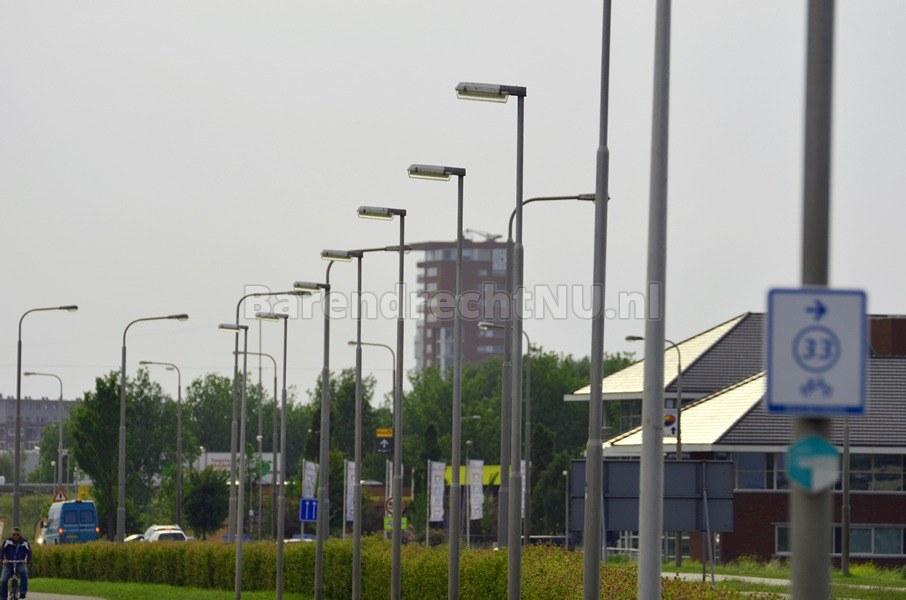 Project duurzame verlichting vertraagd, eerste LED verlichting in ...