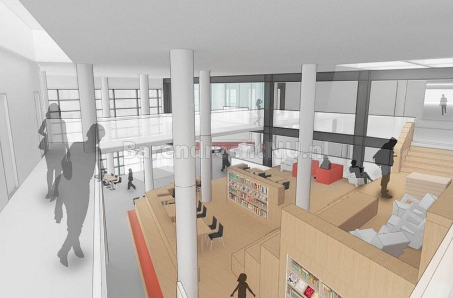 Nieuw ontwerp het kruispunt ruimere hal en patio op de eerste verdieping - Luifel ontwerp voor patio ...