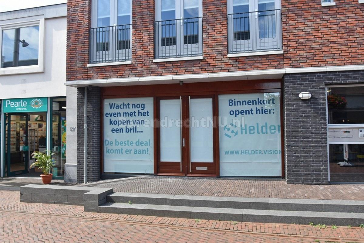 fccbc59542911b Opticien Helder opent winkel in nieuwbouwpand aan de Middenbaan ...