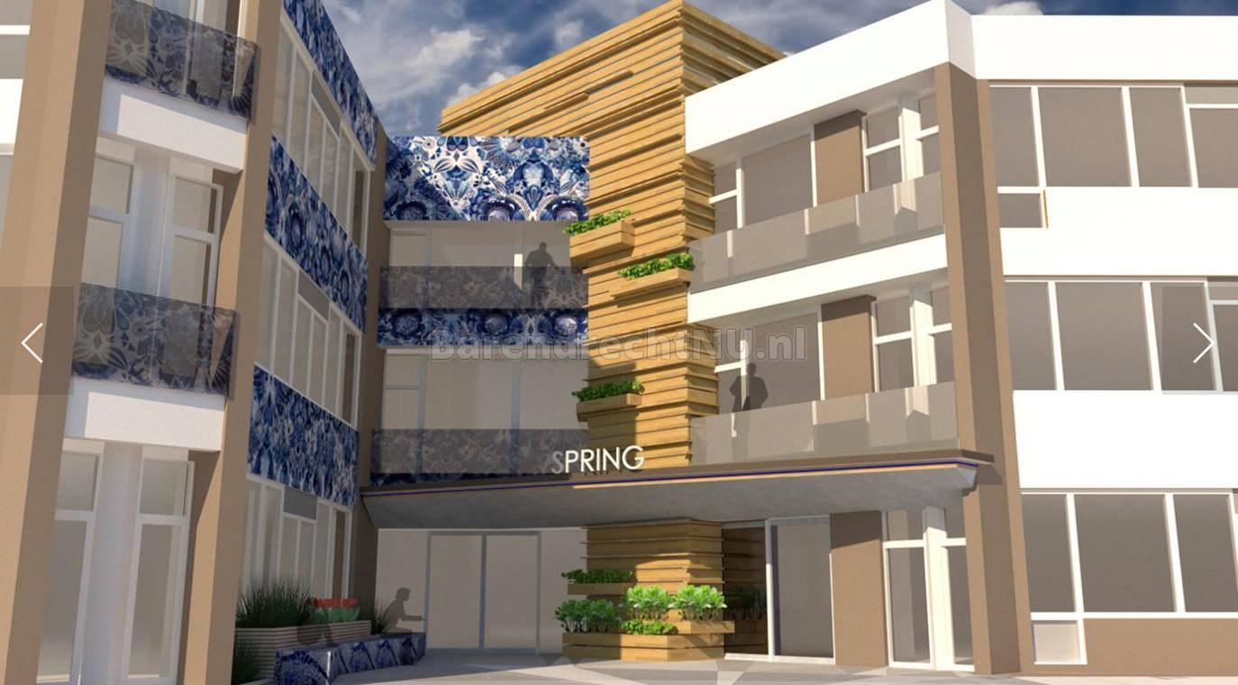 Project spring! opent moderne woongemeenschap met 57 microwoningen