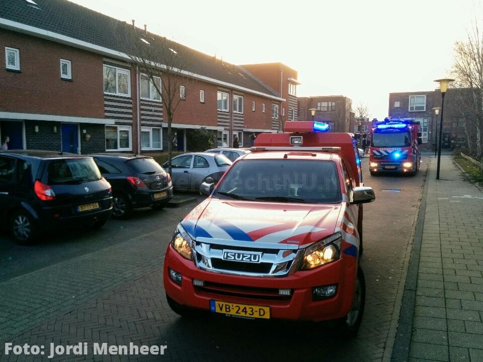 Melding gebouwbrand IJsselmeer betrof vonken uit meterkast