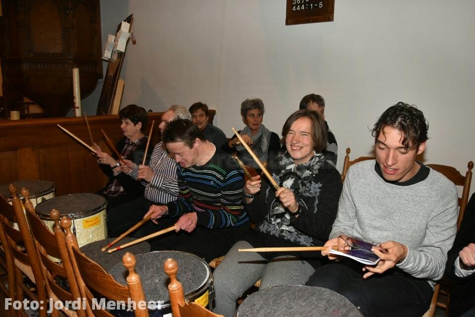 Live: Een 'Bijzonder Kerstfeest' in de Dorpskerk