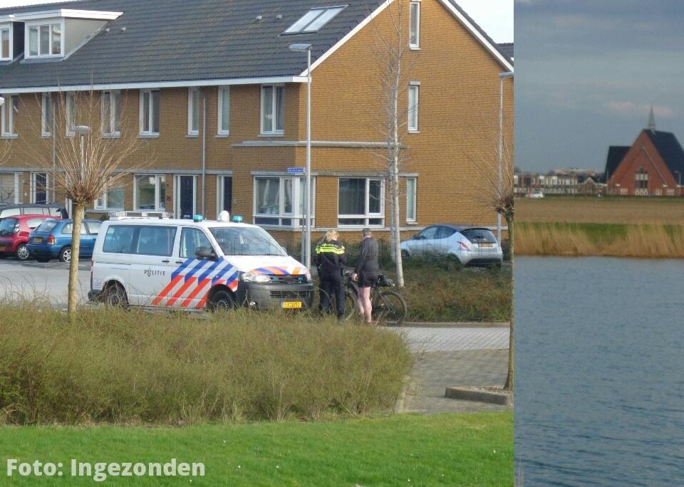 Live: Zoekactie door politie in de Zuidpolder en wijk Lagewei
