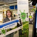 Knuffel van Koen (10) uit Barendrecht gaat wereldwijd in de schappen bij IKEA