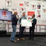 Opbrengst GreensParade festival 2014 gedoneerd