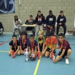 Meedoen, Leren, Winnen: Jongeren organiseren voetbaltoernooi (Waterpoort, Barendrecht)