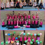 Jazzdans en streetdance van Gymnastiek vereniging Barendrecht