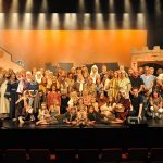 Cast musical Ruth, 2014 (Fotograaf: Arnold Sluijs)