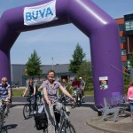 BUVA Classic wielertour voor Serious Request