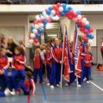 Jubileumtoernooi voor 60-jarige bestaan Gymnastiekvereniging Barendrecht