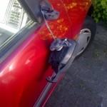 18-jarige beschonken man vernielt auto: Aanhouding na tip aan de Koperslagerij in Barendrecht