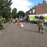 Nieuwe leidingen na gaslek door defecte leiding Talmaweg, Barendrecht