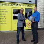 Dajong Computervrienden helpt Voedselbank Barendrecht