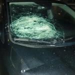Beschonken man met honkbalknuppel vernielt auto's Iepenwede