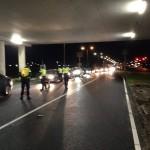 Barendrecht op slot: 7 alcoholmobilisten betrapt (Kilweg)