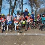 BMX-ers FCC Barendrecht klaar voor het wedstrijdseizoen