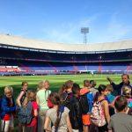 CBS De Hoeksteen omgetoverd tot Feyenoordschool