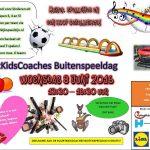 8 juni: Buitenspeeldag op het schoolplein van CBS de Vrijenburg