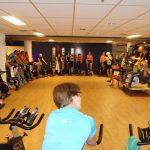 Spinningavond Aad van Loon haalt ruim € 7.500 op voor Leontienhuis