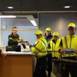 Waarderingsspeld voor vrijwilligers na succesvolle inzet bij incident aan de Reling