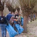 Morgen: Grote schoonmaakactie Carnisse Grienden door vrijwilligers