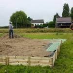 Beachvolleybalclub: Zand verhuist van Doormanplein naar Noldijk in Barendrecht