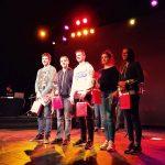 Dichttalenten Dalton Lyceum leveren spannende strijd op Gedichtendag