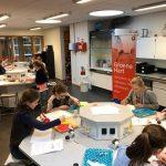 Groep 8 leerlingen volgen inspiratieklassen op Calvijn Groene Hart