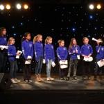 Jazzdansgroep Extra training 1 van GVB gehuldigd als jeugdkampioen