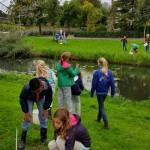"""Basisschoolleerlingen in Barendrecht krijgen les over water: """"Water leeft!"""""""