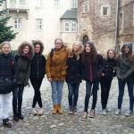 Calvijn leerlingen naar uitwisselingspartners in Wolfsburg
