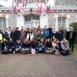 Uitwisseling 5 VWO Calvijn Groene Hart met Franse scholieren