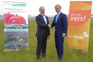 Eerste gronduitgifte: Van Gelder groente & fruit vestigt zich op Nieuw Reijerwaard