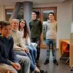 Vwo-ers Groene Hart nemen deel aan Erasmus Research Programm