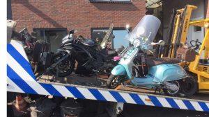 Onderzoek witwaspraktijken in Barendrecht: Drie aanhoudingen en voertuigen in beslag genomen