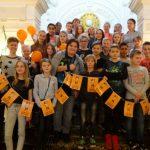 Groep 7 van Dr. Schaepmanschool wint bezoek aan Amstel Hotel