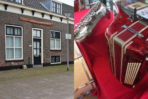 """Expositie """"Daar zit muziek in!"""" in april bij de Historische Vereniging Barendrecht"""