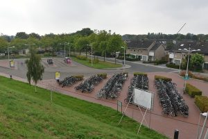 Fietsenstalling station Barendrecht (Stationsweg, Barendrecht)