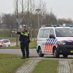 Inbreker (17) IJmeer aangehouden na vlucht via sloot