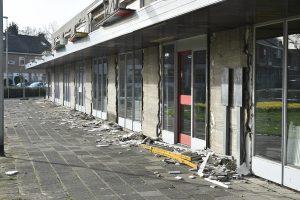Sloopwerkzaamheden Centrumpost worden zichtbaar