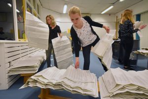 Tweede Kamerverkiezingen 2017: in Barendrecht