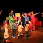 2 april: Improvisatietheatervoorstelling voor kinderen in De Baerne (De Buurtjes)