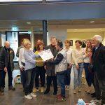 Drukbezochte kinderkleding- en speelgoedbeurs Carnisse Haven haalt €2.200 op