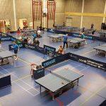 Tafeltennisvereniging verhuist van Sporthal Vitaal naar Carnisselande