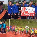 4 basisscholen in Barendrecht rennen €22.346 bij elkaar voor de Daniel den Hoed