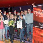 Theater het Kruispunt winnaar Beste Uitje van Nederland 2017