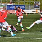 Willem II en Cambuur winnaars van Paastoernooi op sportpark de Bongerd