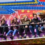 Kermis Barendrecht, zaterdag 22 april 2017