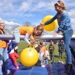 Foto's: Koningsdag 2017 activiteiten bij VV Smitshoek