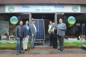 Nieuw in de Carnisse Veste: Duurzame Energie Shop